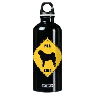 Pug Crossing (XING) SIgn SIGG Traveler 0.6L Water Bottle