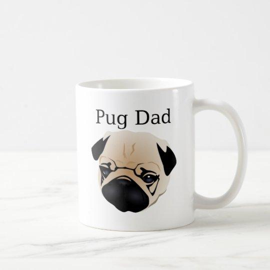Pug Dad 1 Coffee Mug
