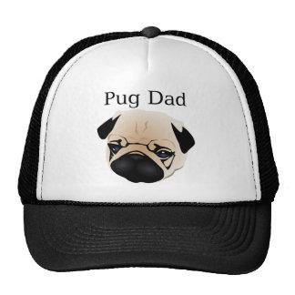 Pug Dad 1 Hat