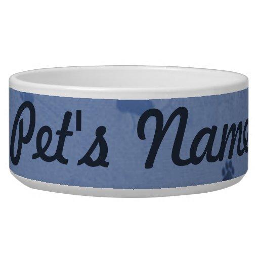 Pug DAD Pet Bowl