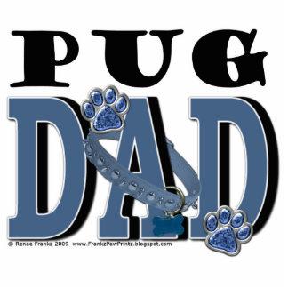 Pug DAD Acrylic Cut Out