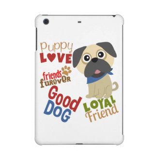 Pug Dog Best Friend iPad Mini Cases