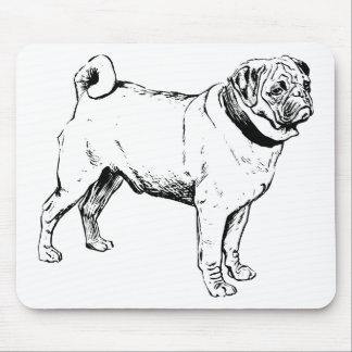 Pug Dog Breed Mouse Pad