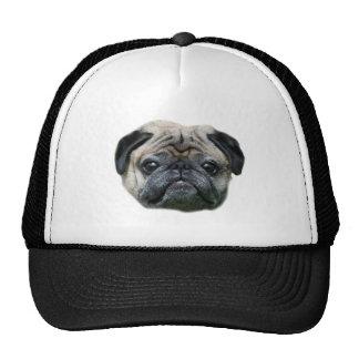 Pug Dog cap Trucker Hat