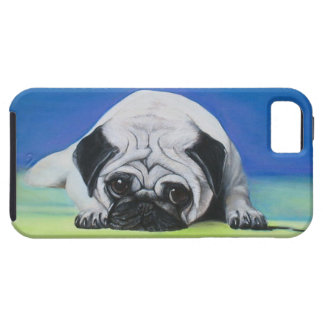 Pug Dog Case-Mate Case Tough Iphone 5
