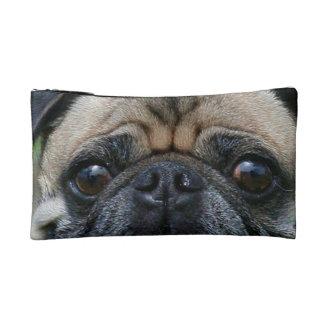 Pug Dog Cosmetic Bag
