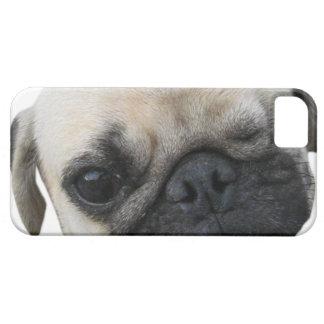 Pug Dog Friend ... かわいい 子犬 iPhone SE/5/5s Case