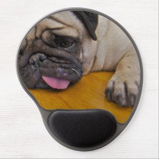 Pug Dog Gel Mouse Pad