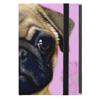 Pug dog iPad mini case
