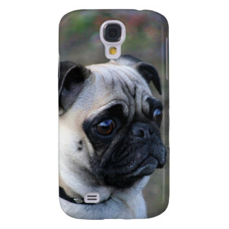 Pug Dog iPhone 3G/3GSSpeck Case Galaxy S4 Covers