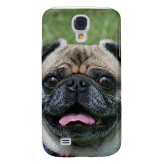 Pug dog iPhone 3G/3GSSpeck Case Samsung Galaxy S4 Case
