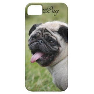 Pug dog  iphone 5 case mate i/d custom cute photo