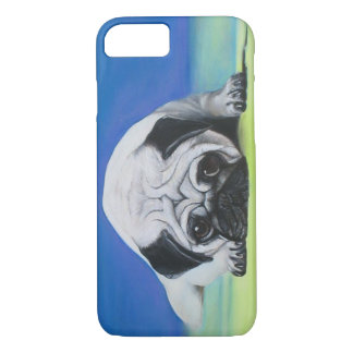 Pug Dog iPhone 7 Case