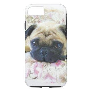 Pug dog iPhone 8/7 case