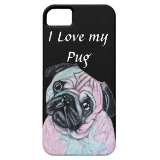 Pug Dog iPhone SE/5/5s Case