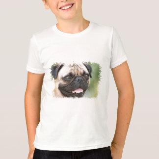 Pug Dog Kid's T-Shirt