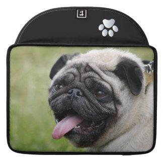 Pug dog macbook air sleeve cute photo sleeves for MacBook pro