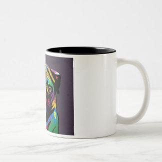 Pug Dog Coffee Mugs