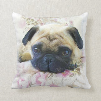 Pug Dog Pillows