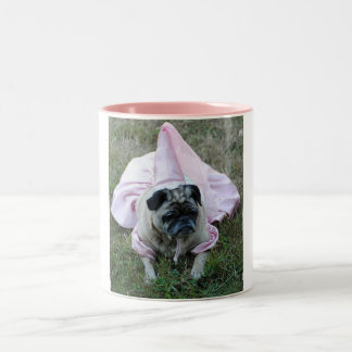 Pug Dog Princess Mug