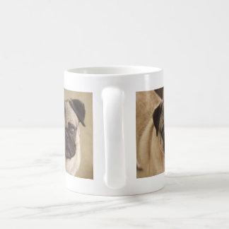 PUG DOG PUP COFFEE MUG