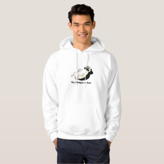 Pug Dog The Struggle Is Real Gym Funny Hoodie