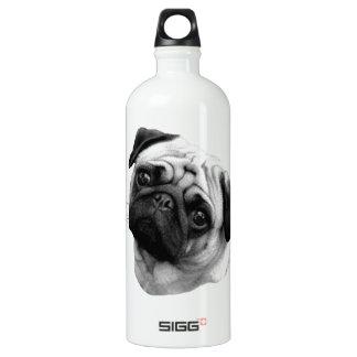 Pug Dog Water Bottle