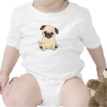 Pug Drawing By Pablo Fernandez Limited Edition T Shirt