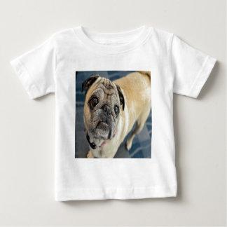 Pug Face Baby T-Shirt