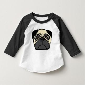 Pug Faced T Shirt