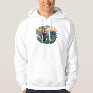 Pug (fawn #2) hoodie