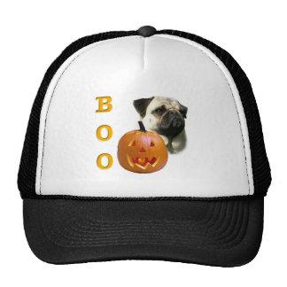 Pug (fawn) Boo Mesh Hat