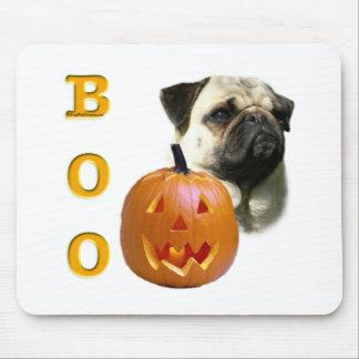 Pug (fawn) Boo Mouse Pad