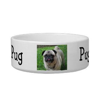 Pug Food Bowl