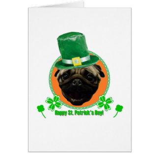 Pug for Paddy Card