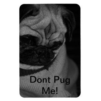 Pug Fridge Magnet