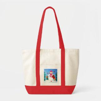 Pug Frosty's Helpers Bag