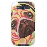 Pug Galaxy S3 Cover