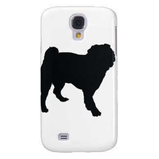 Pug Galaxy S4 Case