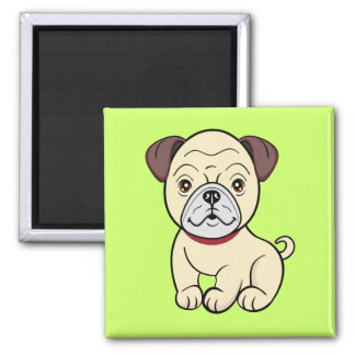 Pug gifts and Merchandise Magnet