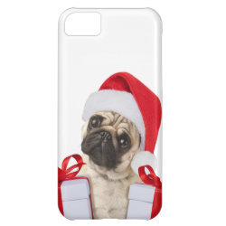 Case-Mate Barely There iPhone 5C Case with Pug Phone Cases design