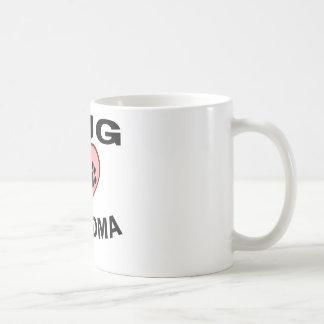 Pug Grandma Coffee Mug