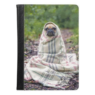 Pug in a Blanket iPad Air Case