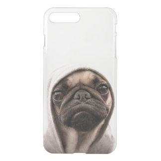 Pug In A Hoodie iPhone 8 Plus/7 Plus Case