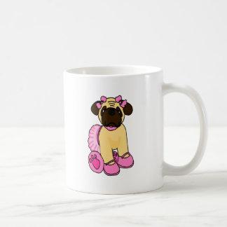 Pug In A Tutu Coffee Mug