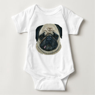 Pug Infant Creeper