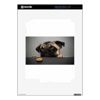 Pug iPad 2 Decals