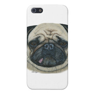 Pug iPhone 5/5S Cover