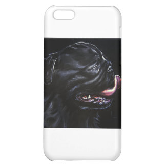 Pug iPhone 5C Cover