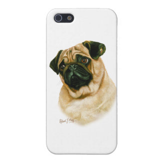 Pug Case For iPhone 5